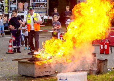 Sommerfest_Westerfilde_Bodelschwingh-Fettexplosion